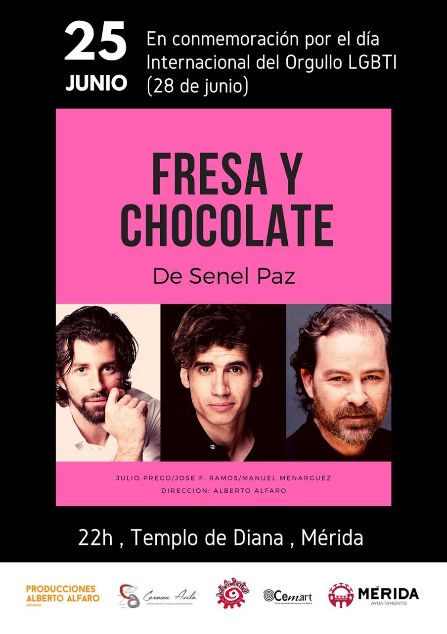 fresa-y-chocolate-cartel