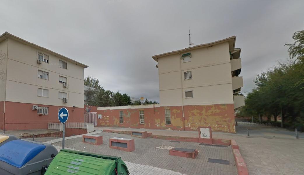 Instalaciones de AFAM en calle Enrique Díaz Canedo