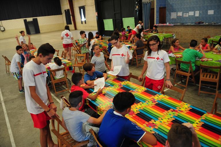 Los Espacios Educativos Saludables ofrecen 50 plazas para niños de entre 5 y 12 años