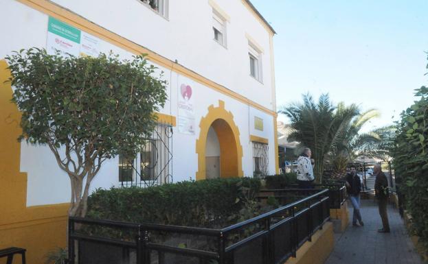 El Ayuntamiento destina 25.000 € al Centro Padre Cristóbal para mantener su labor de acogida y reinserción a personas sin hogar