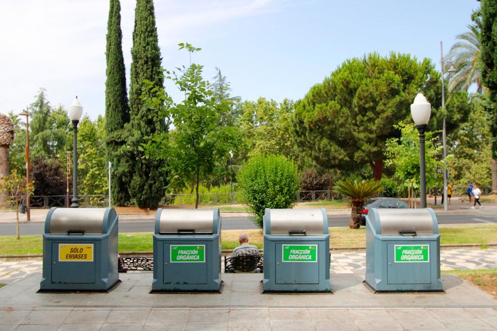 La basura deberá depositarse en los contenedores a partir de las 22 horas desde el 12 de julio