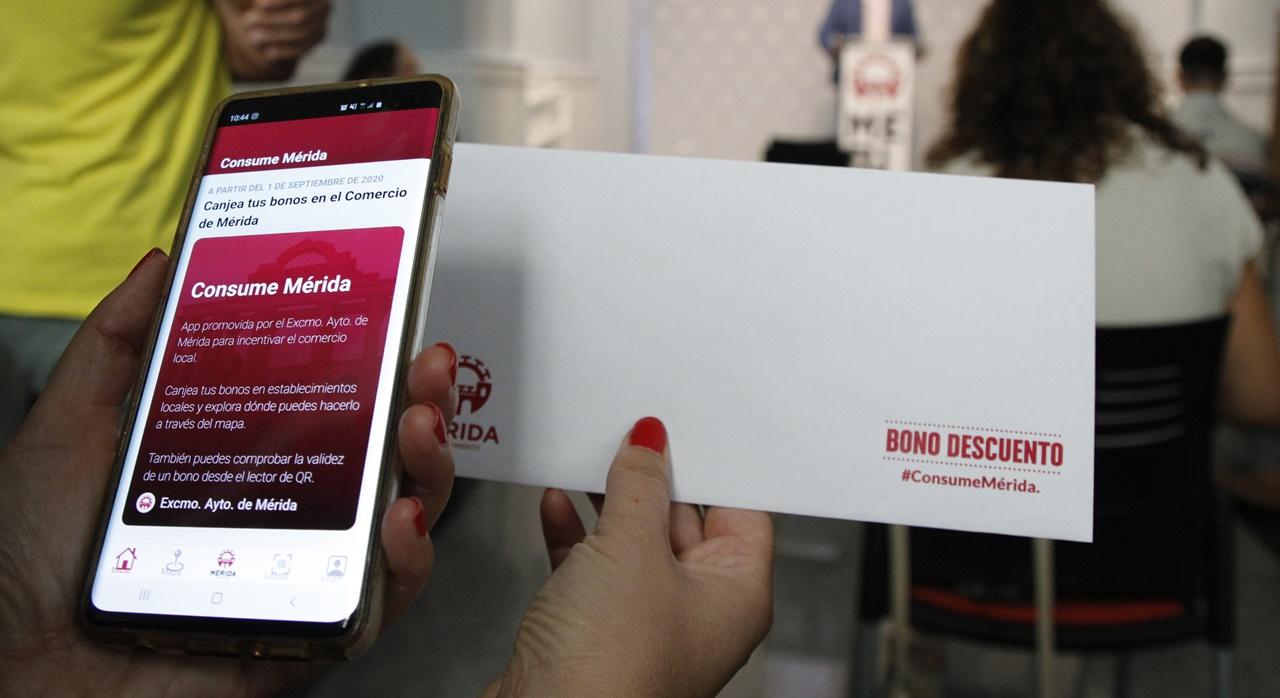 El próximo jueves se publicará el listado completo de los comercios adheridos a la campaña Consume Mérida