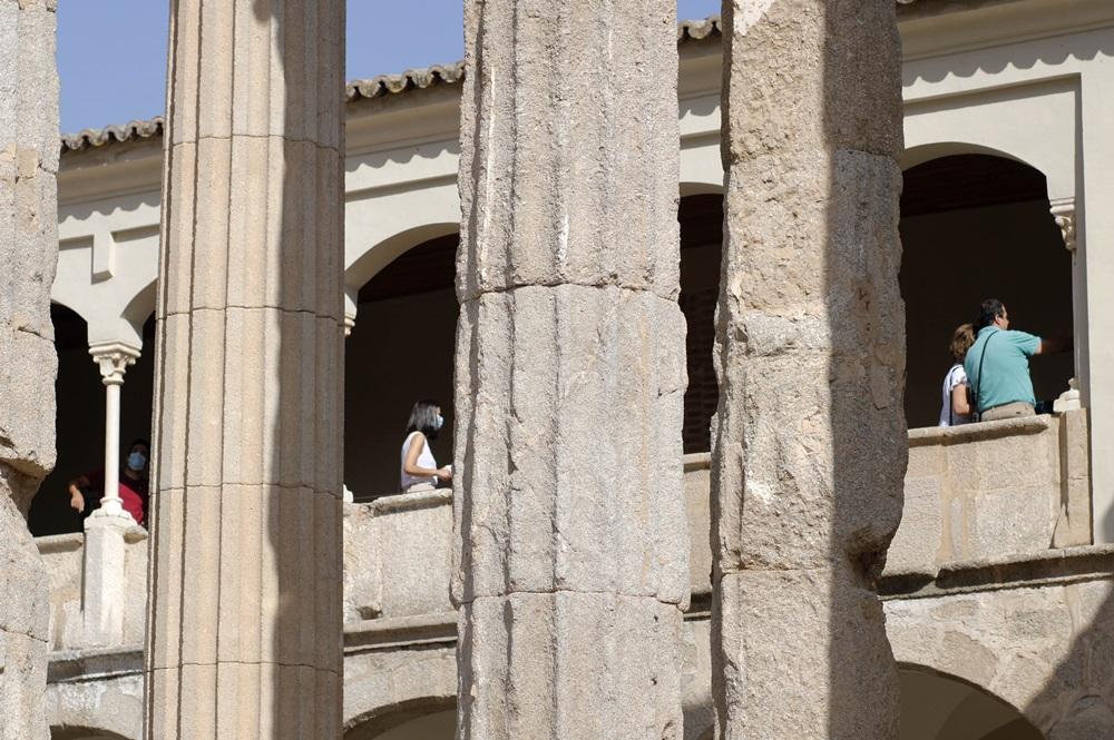 Aumenta el número de visitantes a la ciudad de Mérida en la primera semana del mes de agosto
