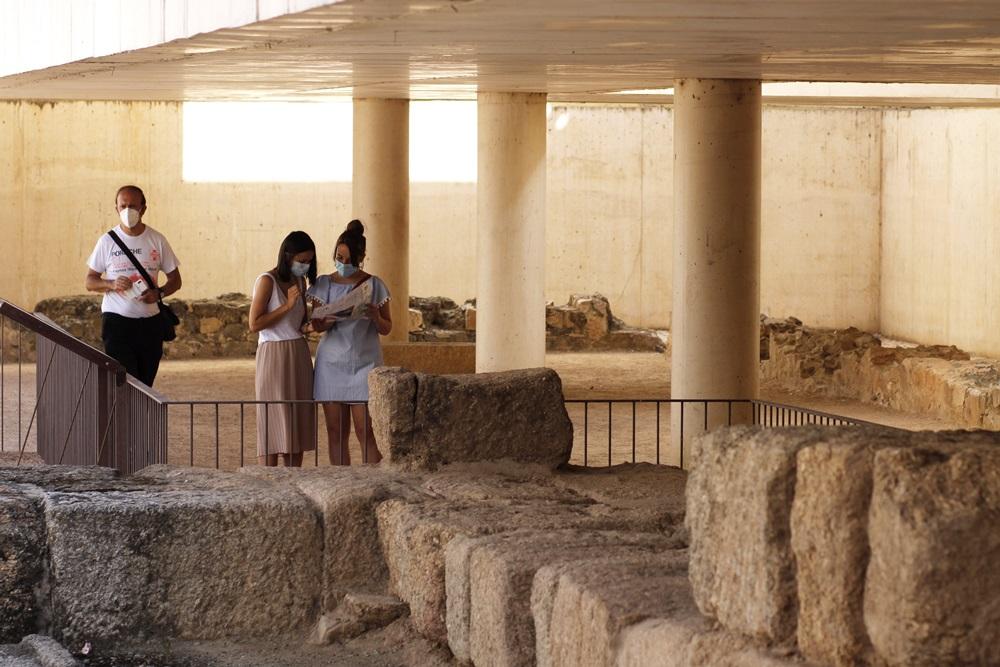 Las Oficinas de información turística vuelven a registrar un aumento de visitas en la última semana