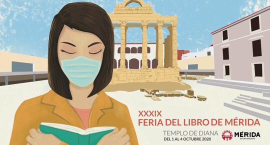 XXXIX Feria del Libro de Mérida