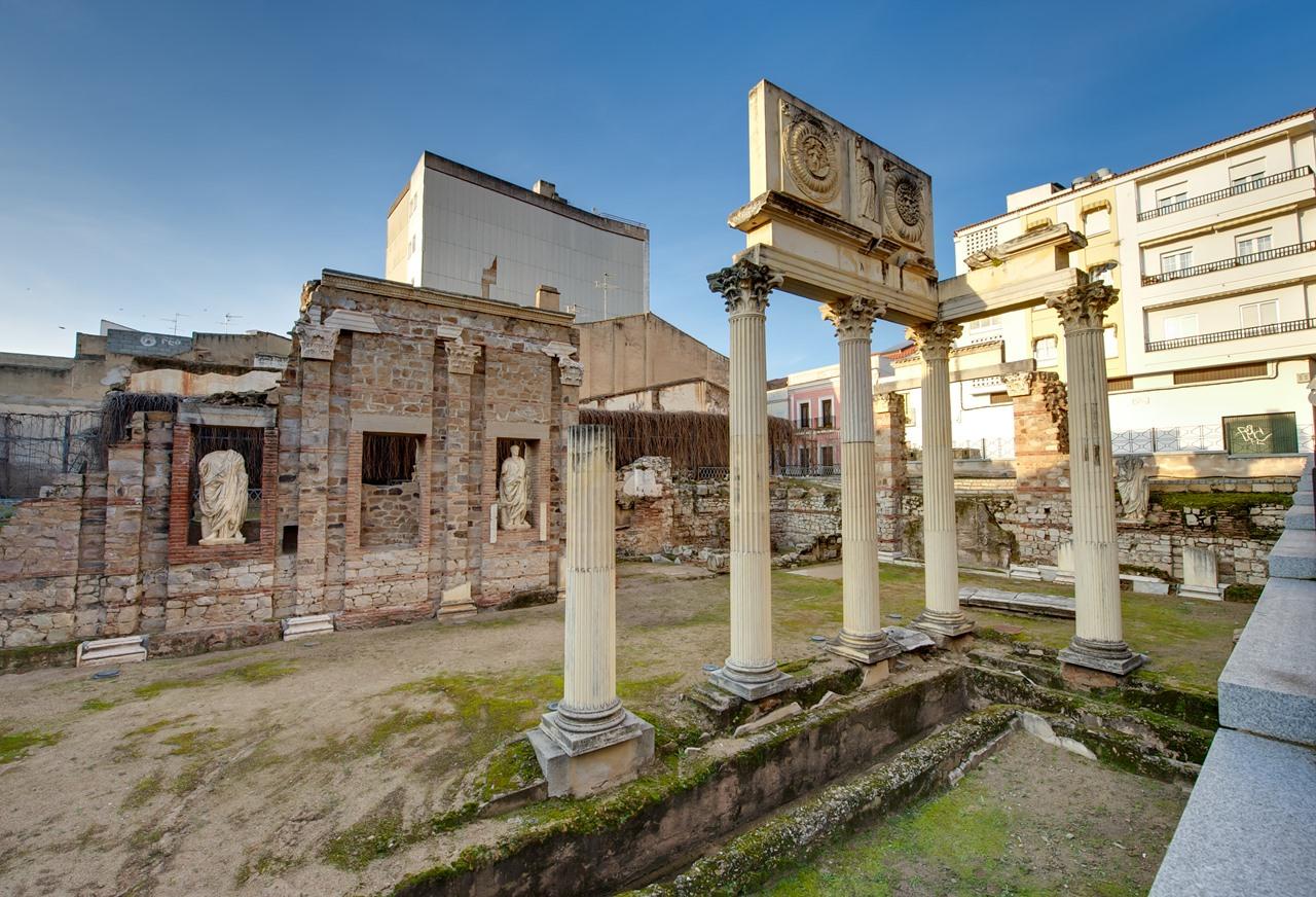 El Foro Romano será uno de los escenarios de 'La Noche del Patrimonio'