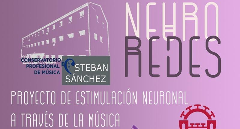 """El Conservatorio """"Esteban Sánchez"""" pone en marcha la quinta edición del Proyecto NeuroRedes dirigido a alumnos con diversidad funcional"""
