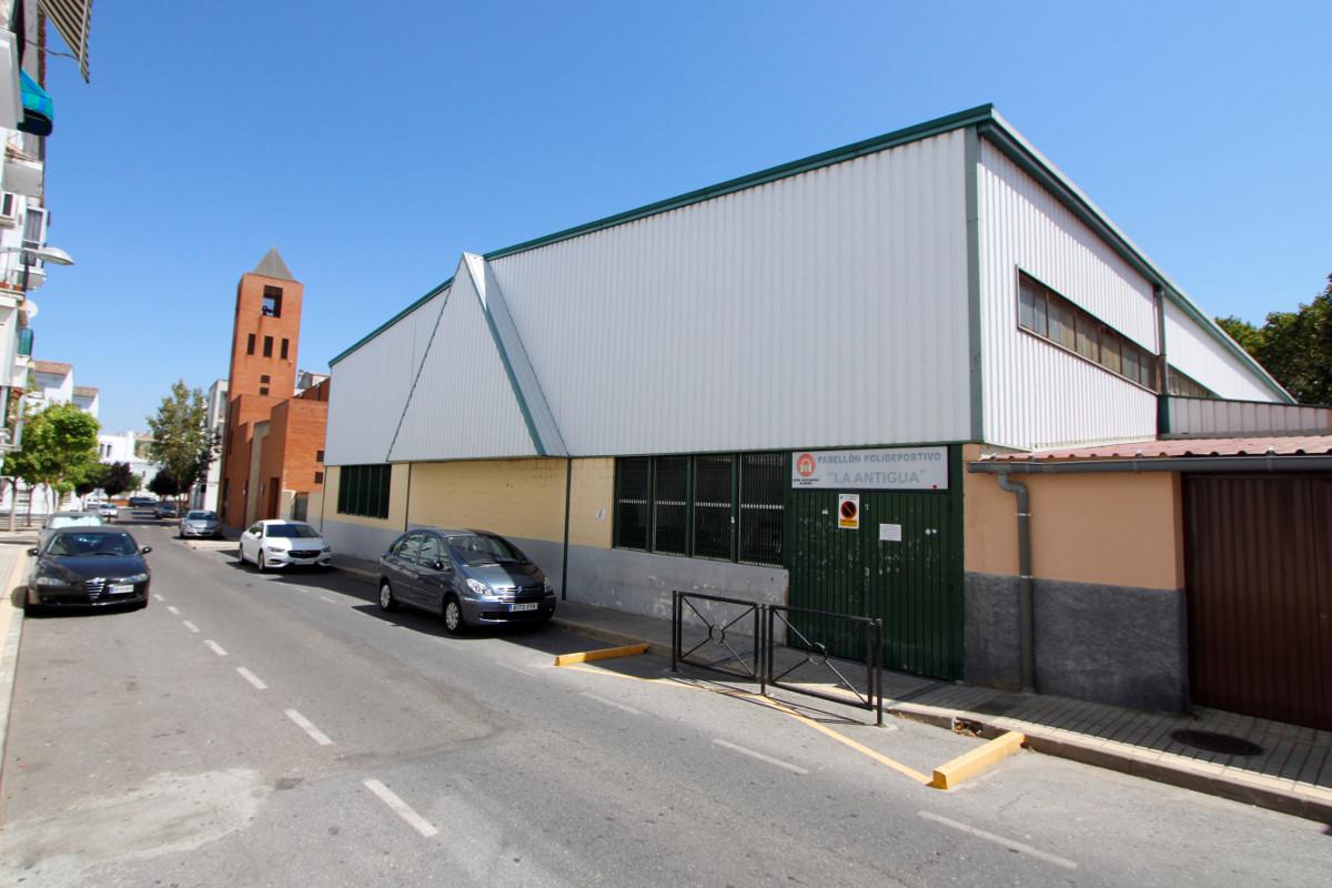 Pabellón polideportivo de La Antigua