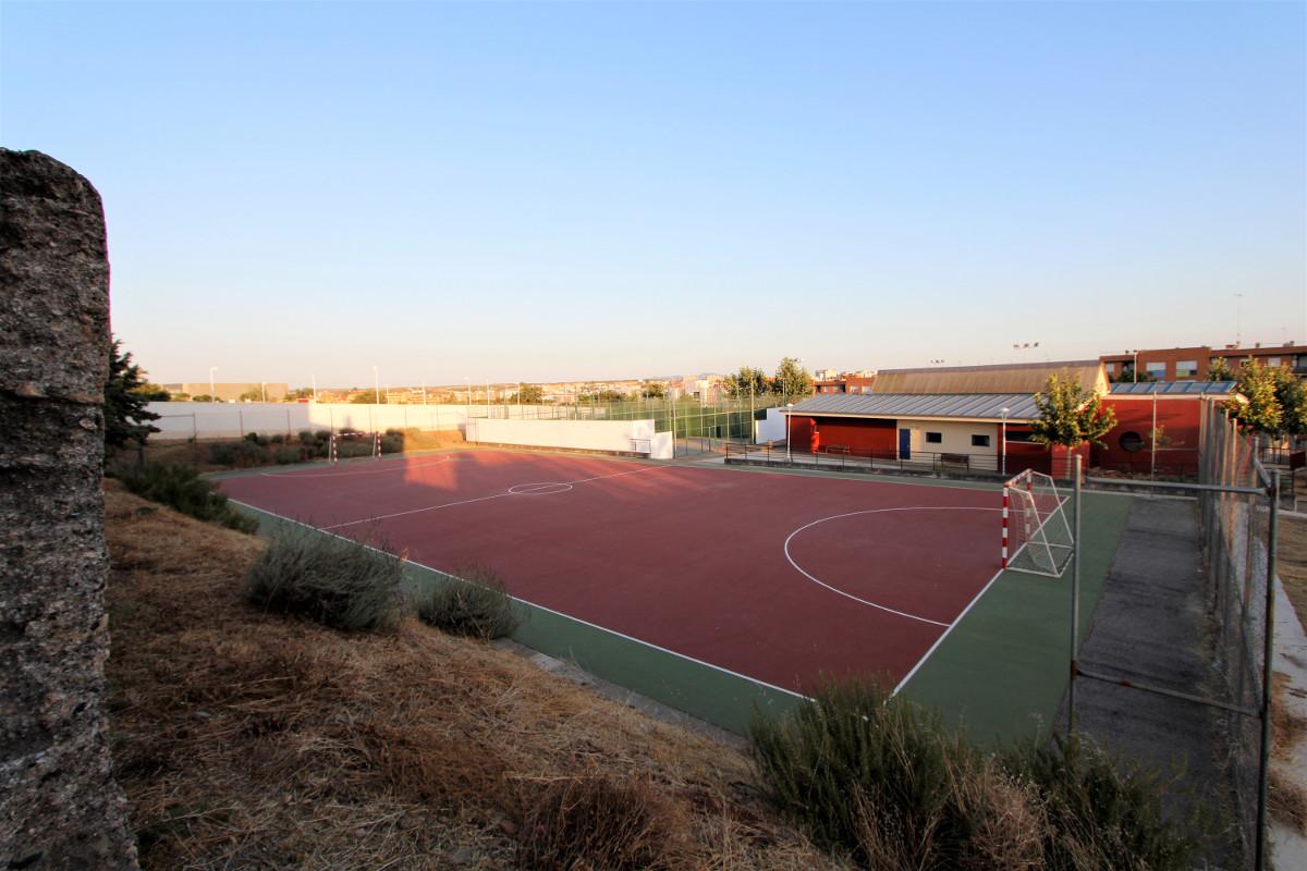 Zona deportiva de La Corchera