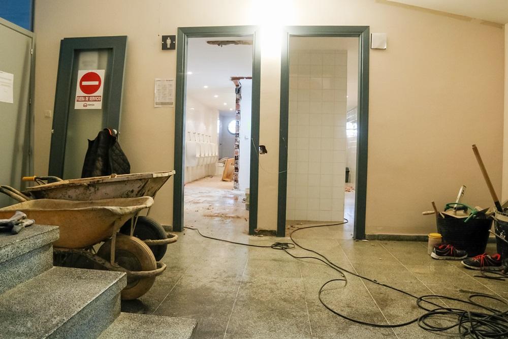 obras baño cc nueva ciudad (