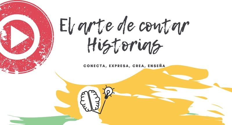 El Programa de Prevención con Familias imparte un taller sobre el arte de contar historias en los institutos de la ciudad