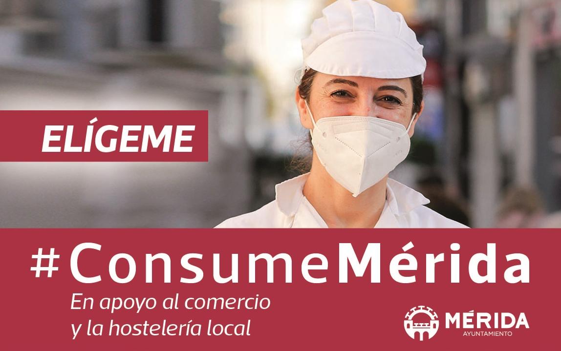 La campaña Consume Mérida sobrepasa ya los 21.000 bonos canjeados y hay 291 establecimientos en los que todavía hay disponibles