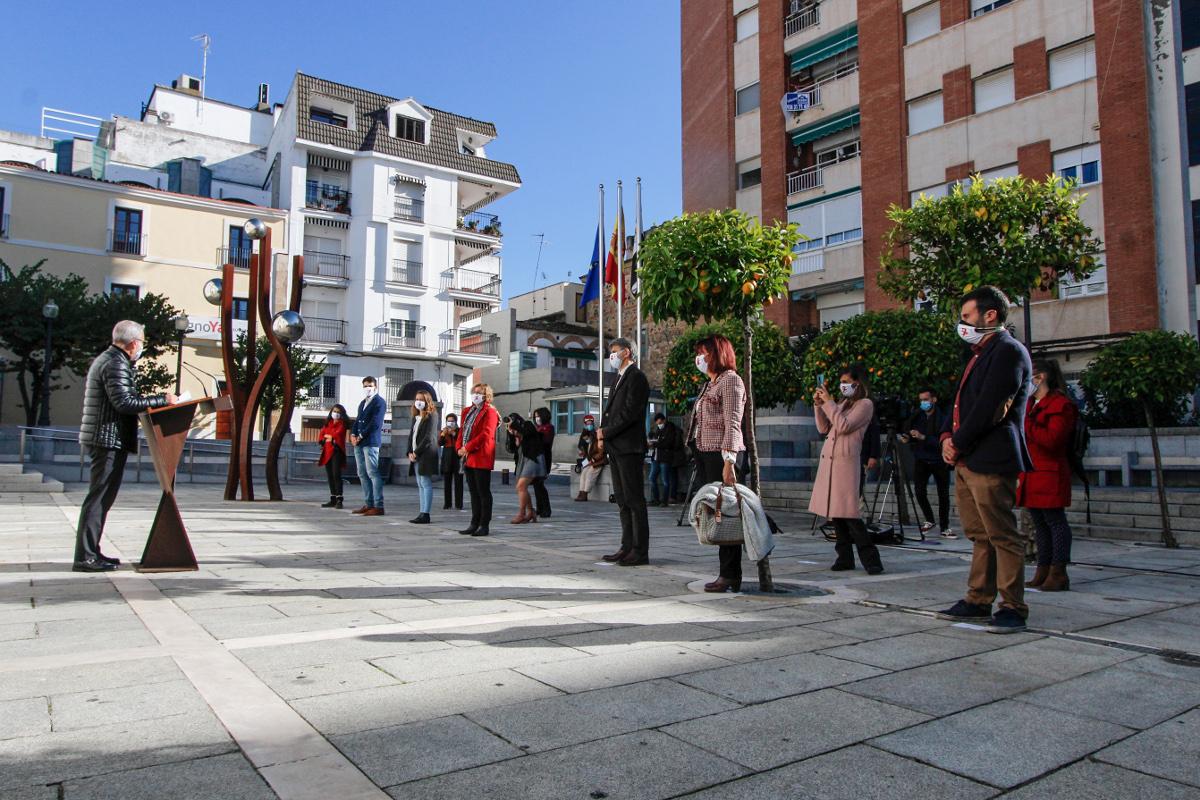 El Ayuntamiento de Mérida se suma a los actos del Día Mundial de la Lucha contra el Sida