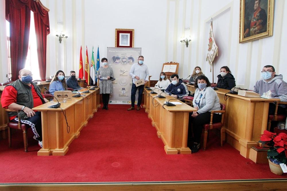 El Ayuntamiento de Mérida se suma a la campaña de concienciación sobre Accesibilidad Cognitiva