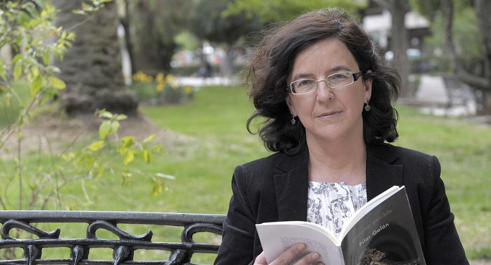 La escritora Pilar Galán Rodríguez participa esta tarde en un encuentro literario en el Centro Cultural Alcazaba