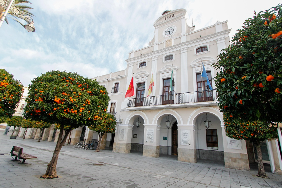 Fachada Ayuntamiento Plaza de España