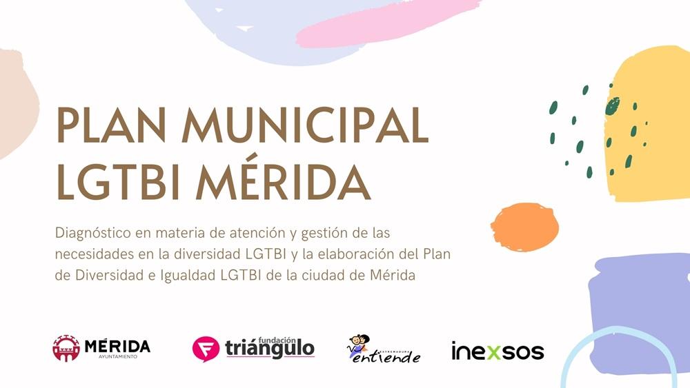 El Plan de Igualdad y Diversidad LGTBI de la ciudad de Mérida inicia su proceso de participación