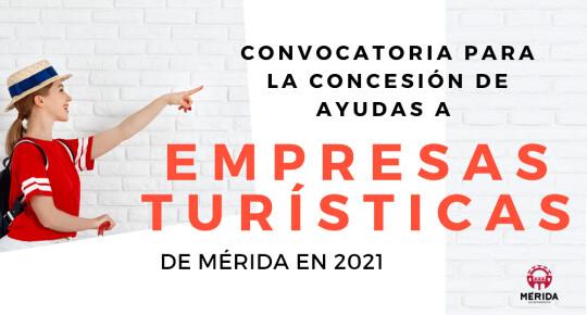Ayudas a Empresas Turísticas