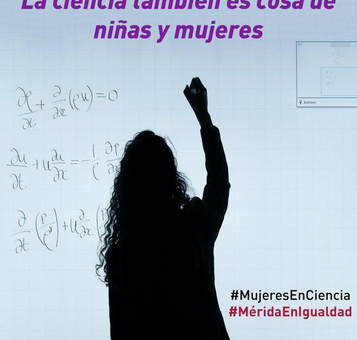 La delegación de Igualdad de Género se suma a la celebración del Día Internacional de las Mujeres y las Niñas en la Ciencia y la Tecnología