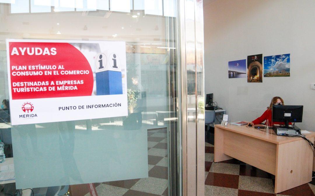 Las ayudas de comercio y turismo reciben 90 solicitudes en los tres primeros días desde su convocatoria