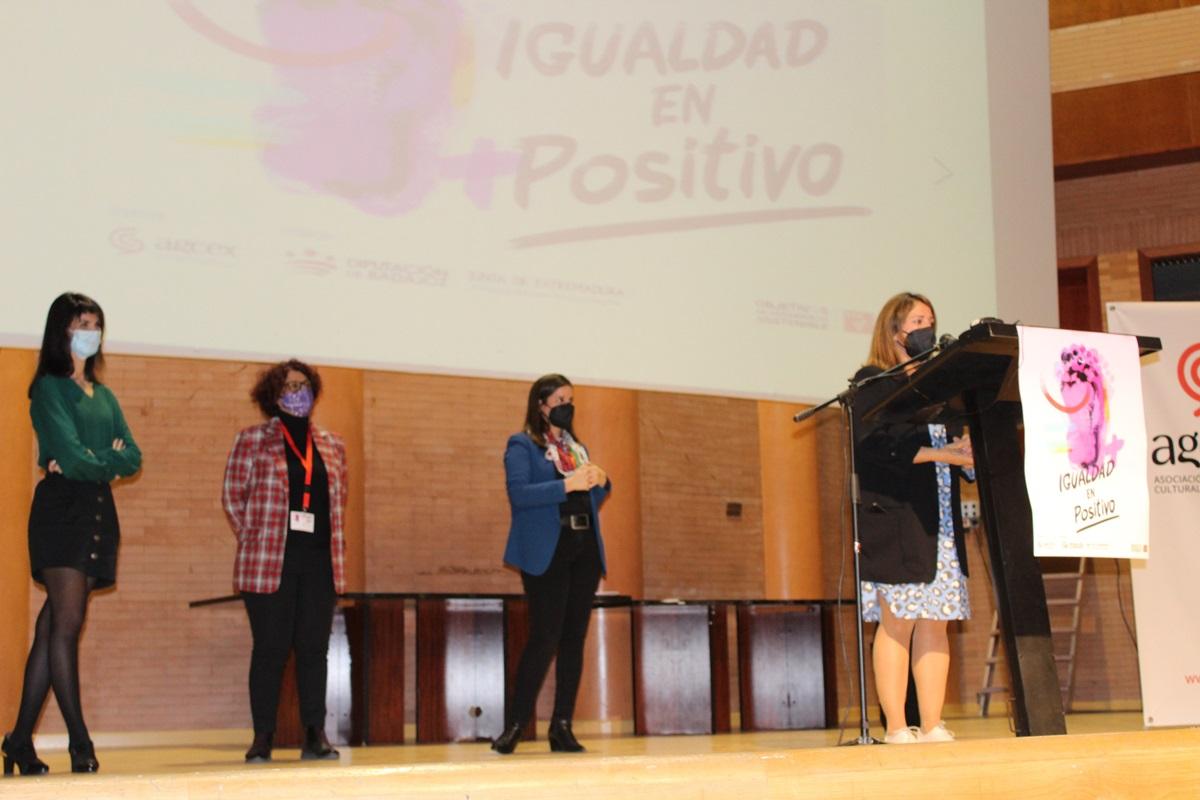 Jornada Igualdad en Positivo