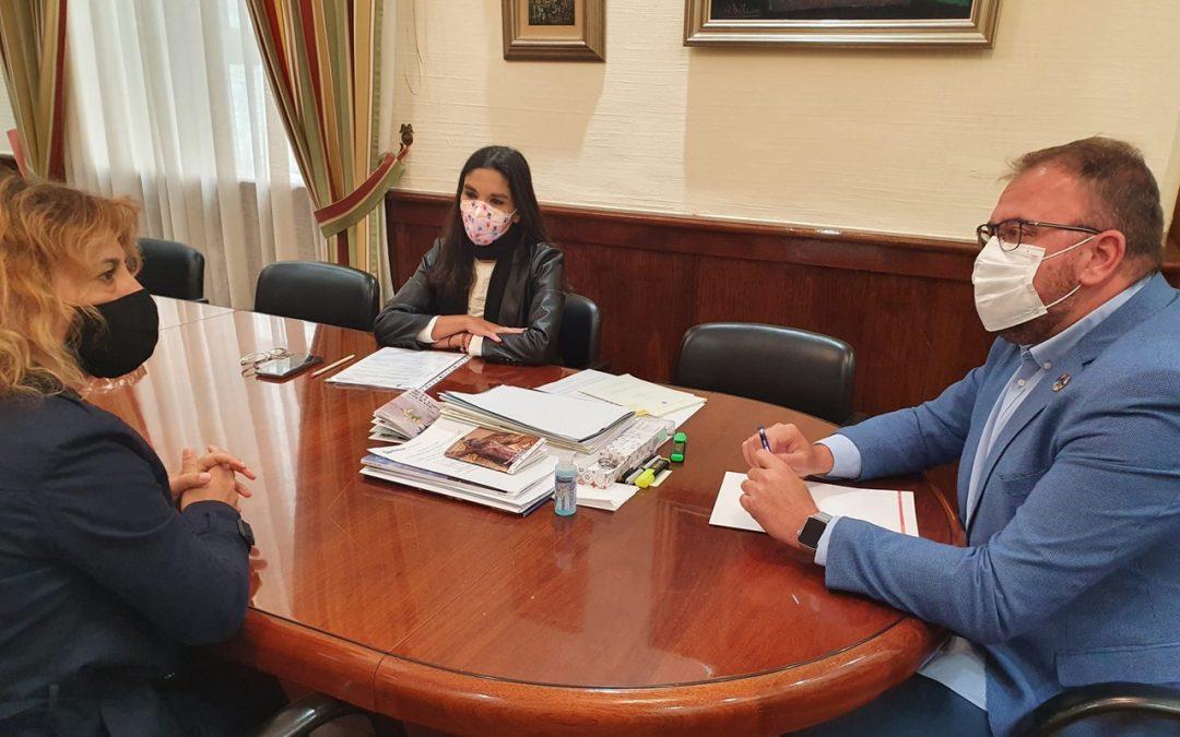 El alcalde anuncia que Alange y Mérida acuerdan una colaboración para la promoción de ambas localidades de forma conjunta