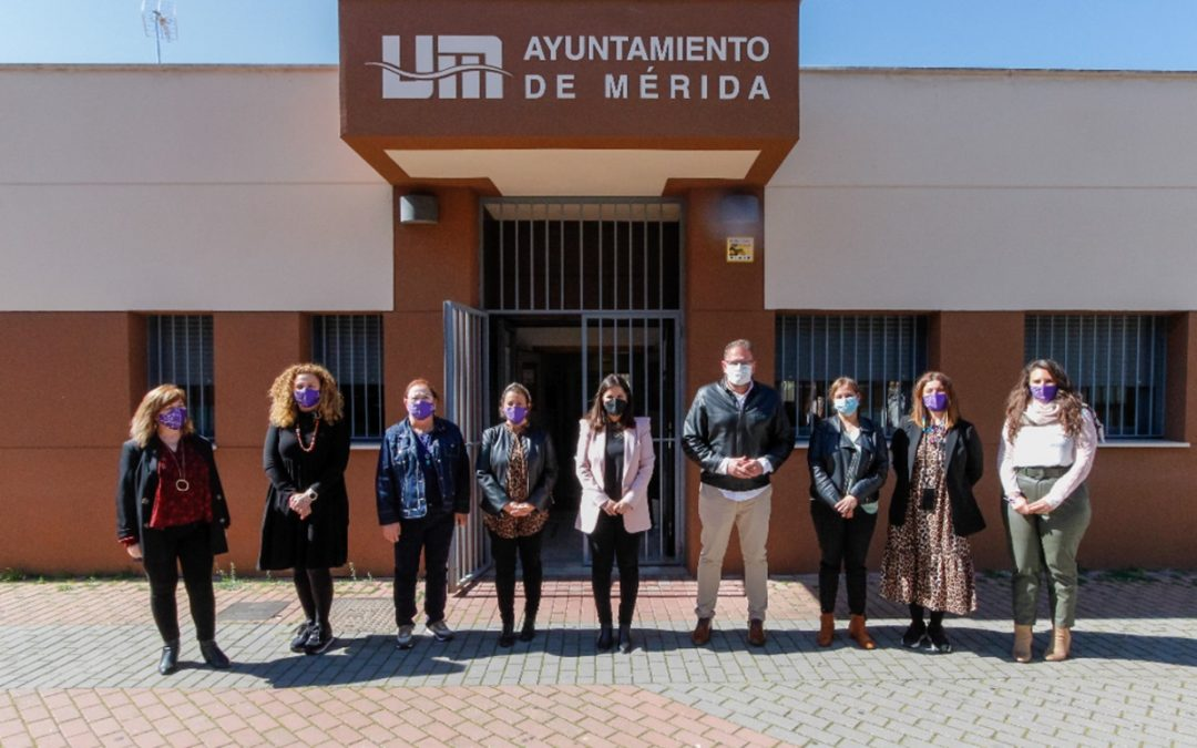 Mérida contará con un profesional más en el Punto de Atención Psicológica de la Oficina de Igualdad