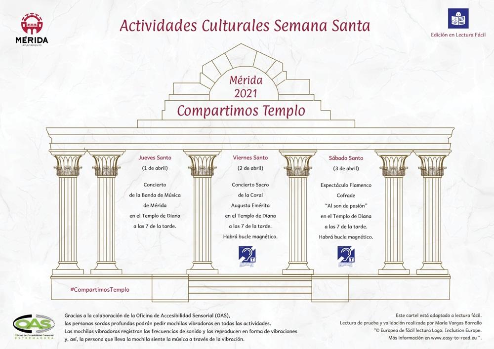 ACCESIBILIDAD COMPARTIMOS TEMPLO