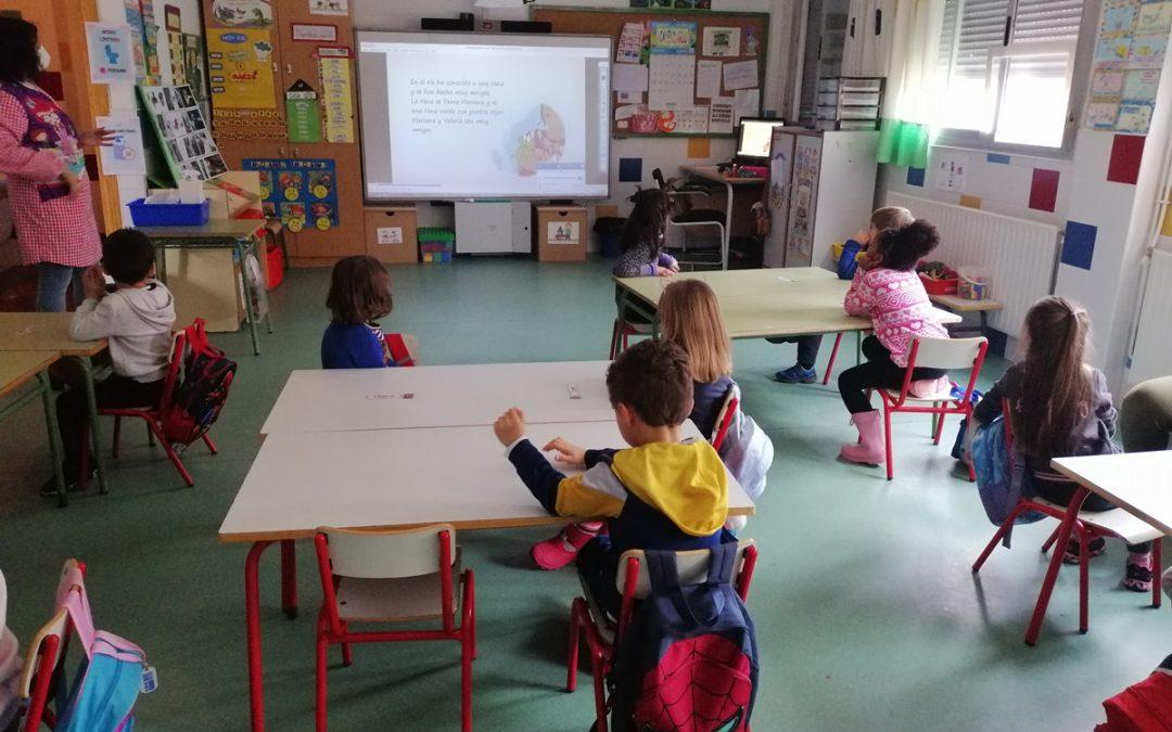 Concluye el programa de la biblioteca con los centros de infantil y primaria