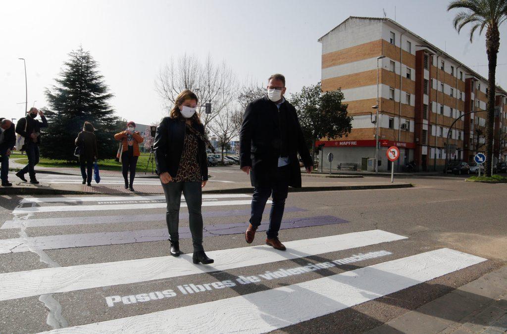 Los espacios públicos de Mérida lucirán mensajes que promueven la igualdad de género y el fin de las violencias machistas