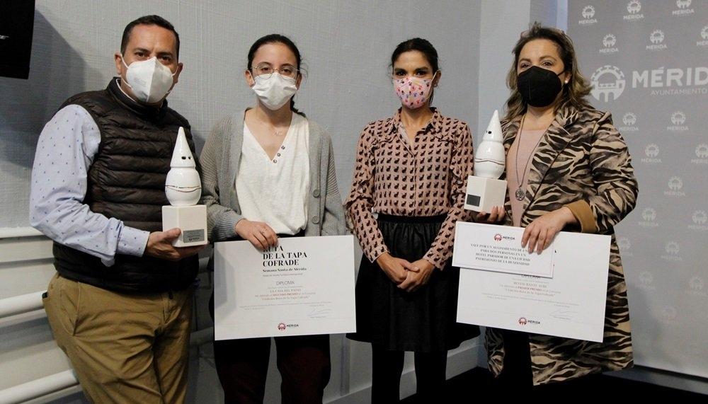 El Restaurante Ayre y La Casa del Patio se alzan con los premios de la I Ruta de la Tapa Cofrade