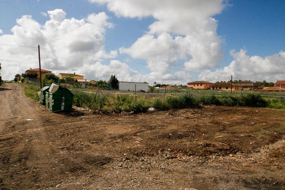 La Policía Local sanciona a dos vecinos con 1.500 euros por depositar escombros en zonas no autorizadas