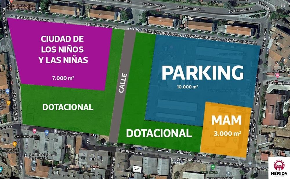 El 30 de abril finaliza el plazo de presentación de ideas para la Ciudad de la Infancia