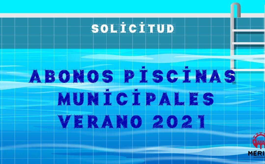 Se abre el plazo para solicitar el abono para las piscinas municipales de verano que abrirán el 19 de junio