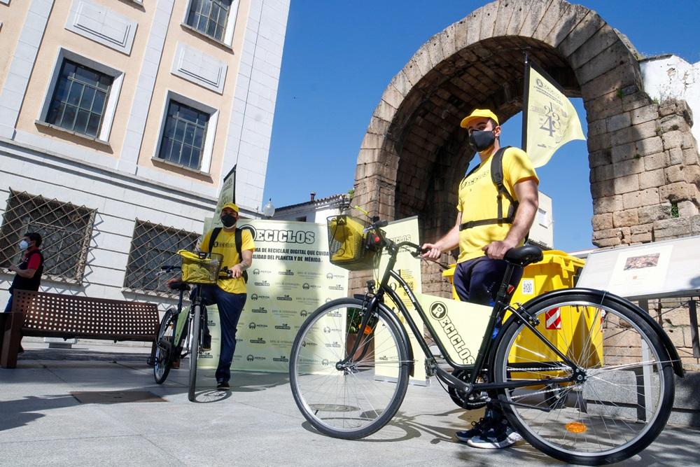 Campaña de reciclos que se inicia hoy en Mérida