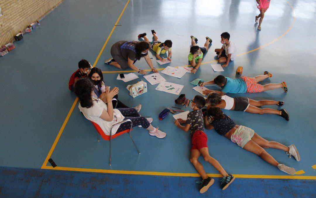 Los campamentos urbanos ofrecerán 480 plazas para niños de 6 a 14 años
