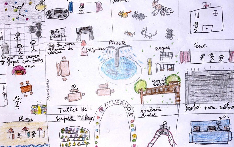 El ayuntamiento de Mérida recibe decenas de propuestas para la futura 'Ciudad de la Infancia'