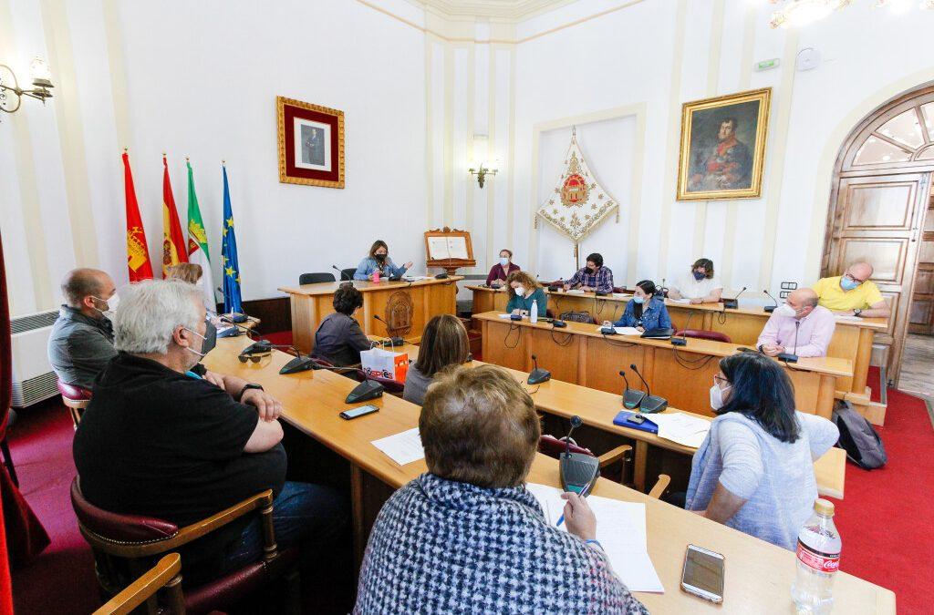 La Comisión Permanente de Igualdad evalúa el I Plan de Igualdad Interno del Ayuntamiento de Mérida