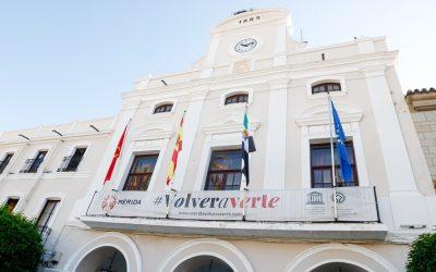 Mérida está preparada para acoger visitantes con todas las medidas se seguridad tras la apertura del cierre perimetral