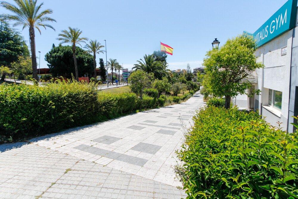 Parques y Jardines pretende renovar algunas zonas verdes de la ciudad con una subvención del proyecto AEPSA 2021