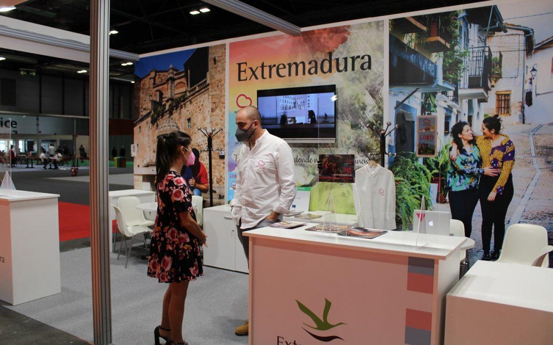 La delegada de Turismo destaca a Mérida como ciudad diversa y destino turístico para las personas LGTBI