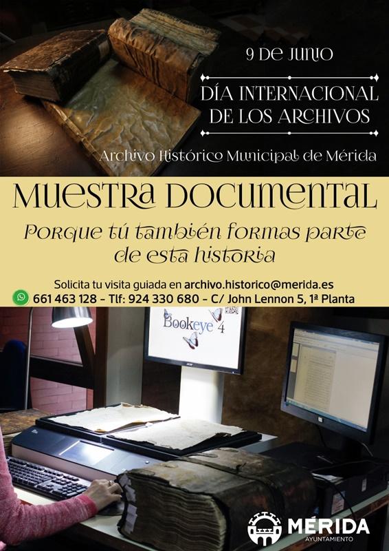 Cartel Día Archivos