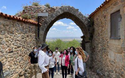 La Delegación de Turismo ha participado en las jornadas de intercambio de experiencias con las Aldeias Históricas de Portugal