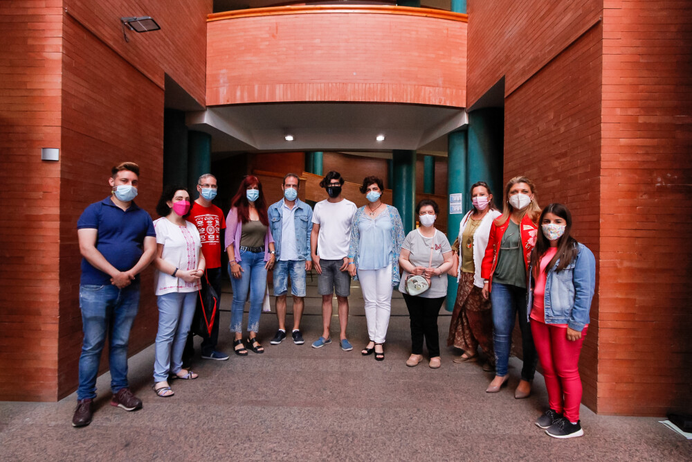 """Plena Inclusión Mérida presenta la nueva compañía de teatro inclusiva """"Zaragata"""""""