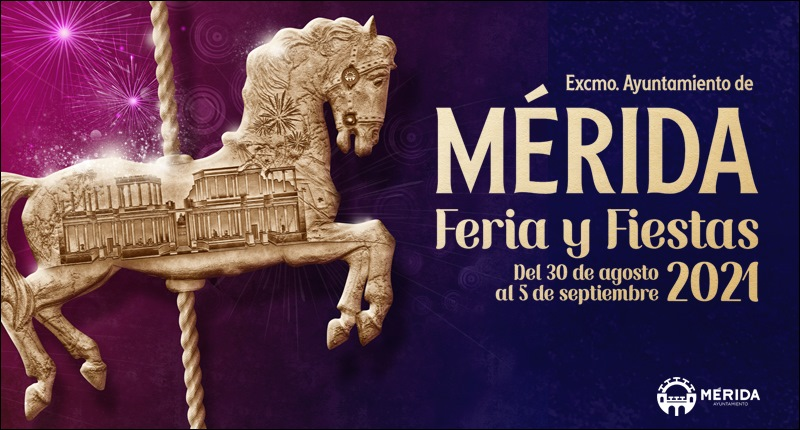 Ya está disponible para su descarga la revista y la programación de la Feria de Mérida