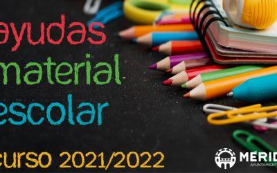 Se han solicitado ayudas de material escolar para un total de 716 alumnos y alumnas de la ciudad