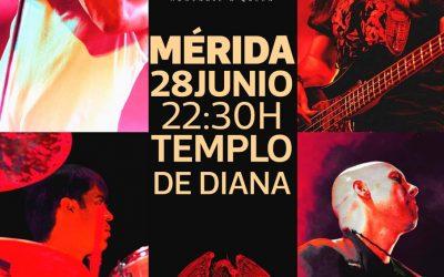 El templo de Diana acogerá los actos centrales del Día del Orgullo con un manifiesto y la actuación de Magic Queen