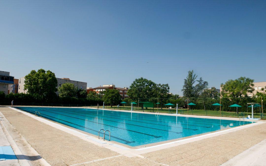 Mañana abren las tres piscinas municipales de verano que amplían horarios y días