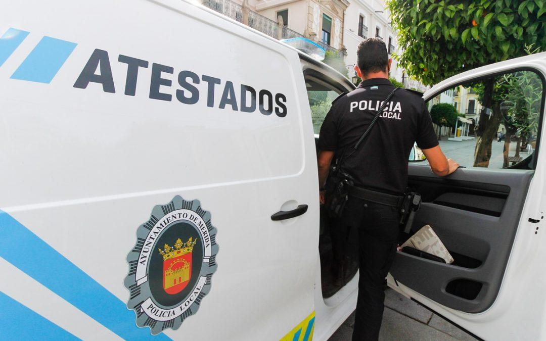 La Policía Local interpuso 50 denuncias de tráfico e intervino en 14 accidentes durante la pasada semana