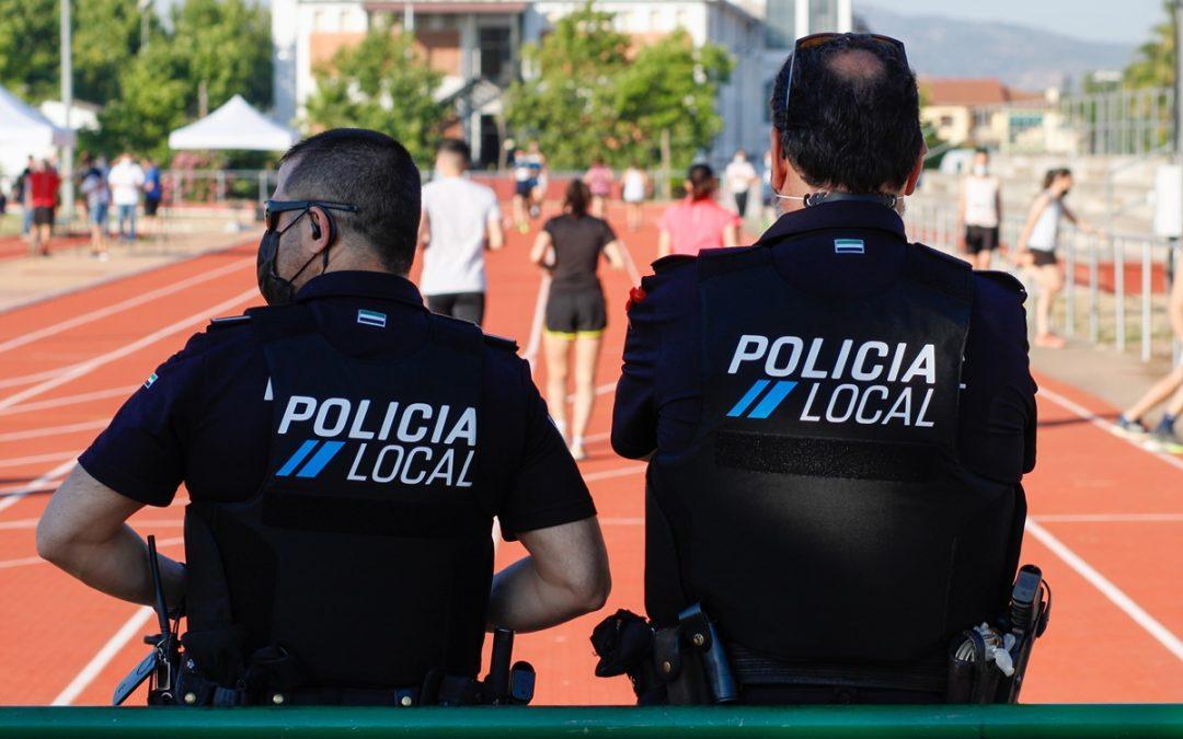 Comienzan en el Diocles las pruebas físicas para la incorporación de 6 agentes de la Policía Local